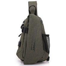 Caballero libre bolsa de pecho resistente al agua para actividades al aire libre, viajes, senderismo, menos de 20 l bolsas al aire libre