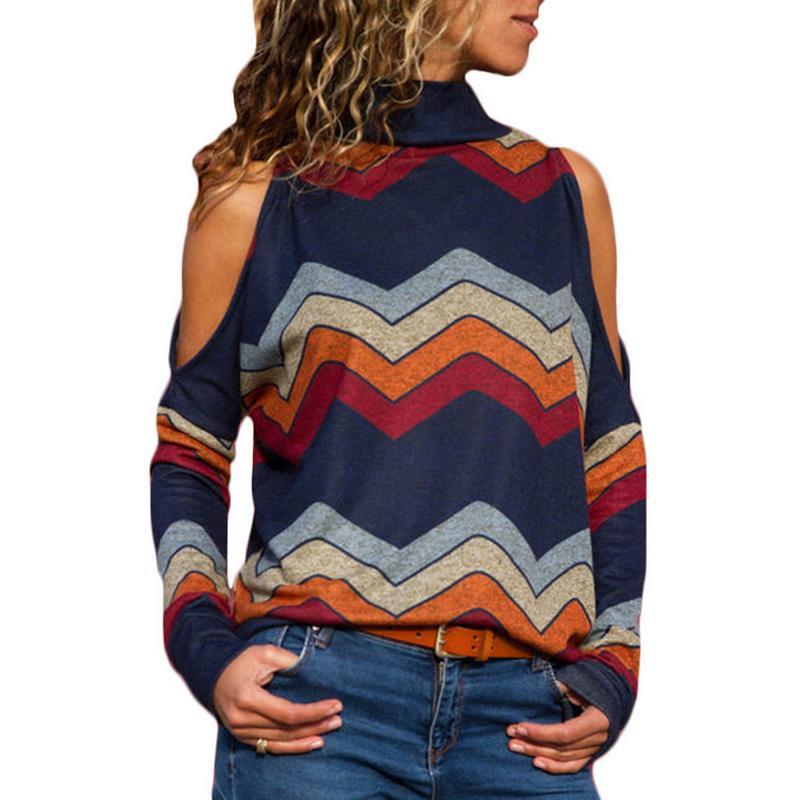 Pulôver feminino tricot camisola pulôver pulôver pulôver pulôver pulôver pulôver pulôver pulôver de inverno fora do ombro
