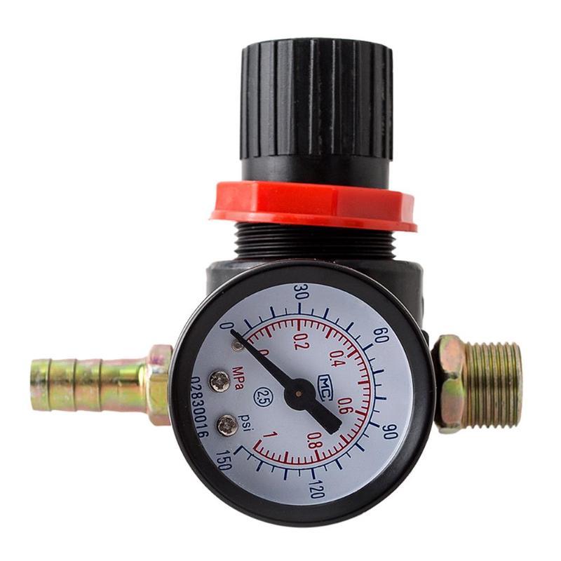 Manómetro manómetro regulador reductor de presión probador de compresor de agua