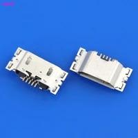 clgxdd 10pcslot for motorola moto g5 plus xt1686 xt1681 xt1683 micro 5p usb charging port female connector