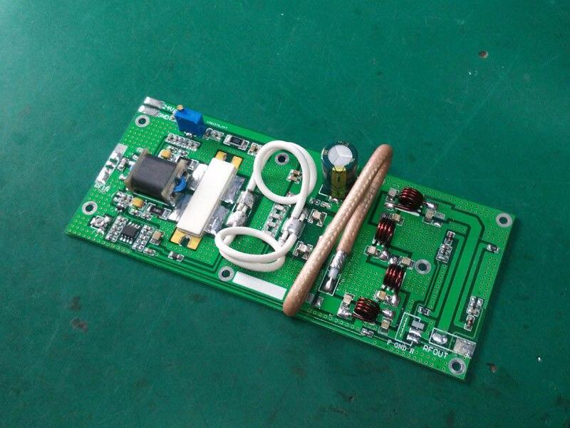 DYKB 120W 85Mhz-108Mhz FM transmitter RF Power Amplifier Board for  Ham Radio