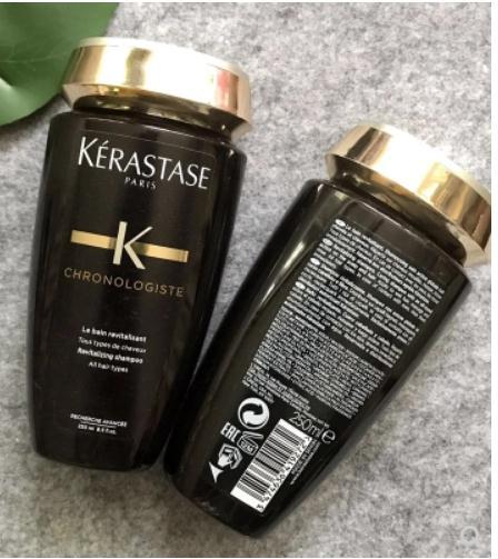 Kerastase Resistance Bain Force Architecte rebuilding Shampoo/250 мл/Desquamation/Защита от зачистки/Ударная вязкость/
