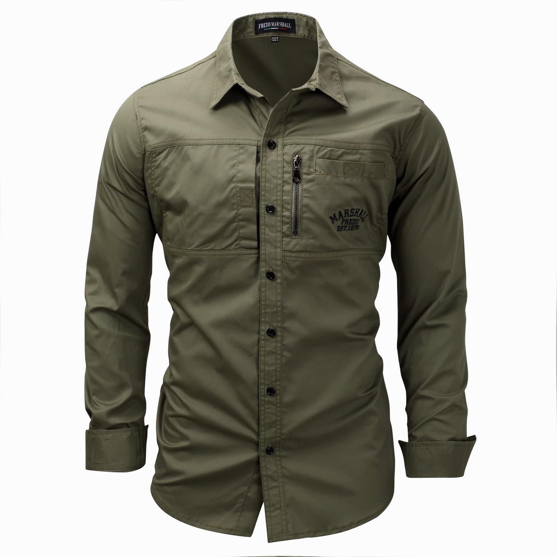 Homem Encabeça Desgaste Magro Completo Manga Sólidos Camisas Masculino Homem Camisas Casual Bolso Mens Escritório Vestindo Inteligentes Camisas Casuais Básico estilo