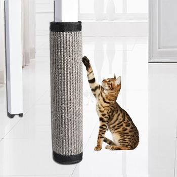 Коврик для когтеточки кошка сизаль петля Когтеточка внутренняя мебель для дома стол стул диван протектор для ног игрушка для питомца