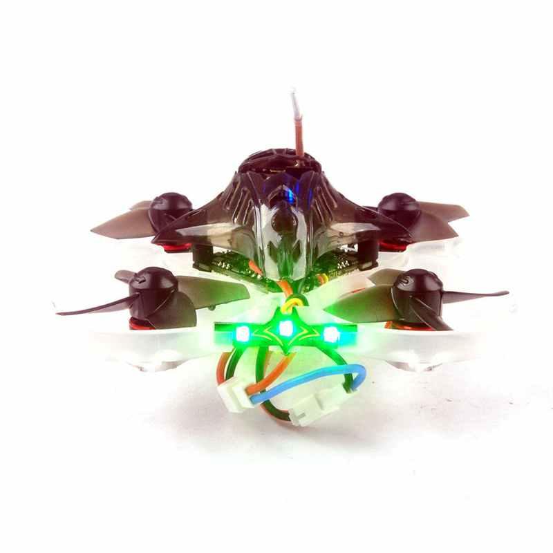Happymodel Mobula7 parte 0,3g pequeña luz trasera WS2812 LED tira programable Betaflight para Dron de carreras con visión en primera persona helicóptero
