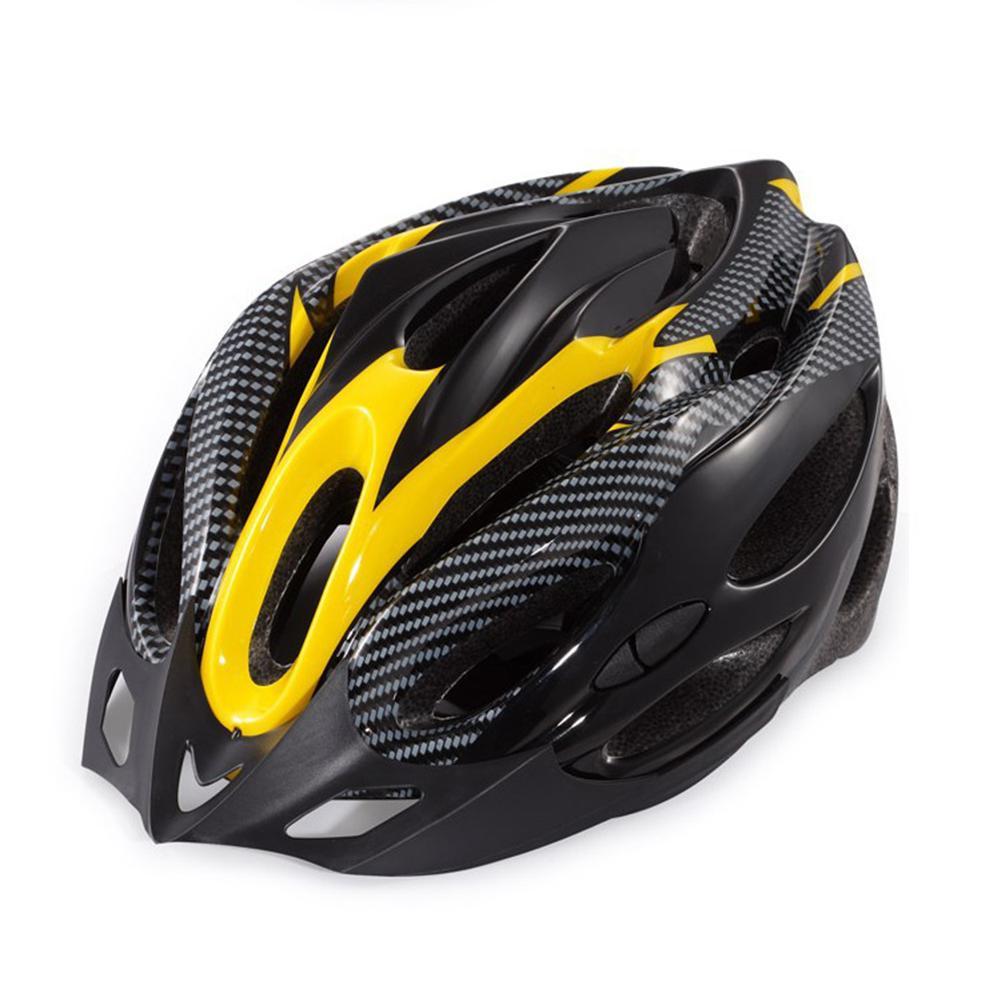 Unisex Cycling Riding Helmet Adult 54-60 cm Universal Nonintegrated Molding MTB Helmet for cycling bike equipment