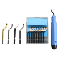 Лезвие для снятия заусенцев из нержавеющей стали BS1018, насадка для ручного триммера BS1010, инструмент BK 3010, пластиковый нож