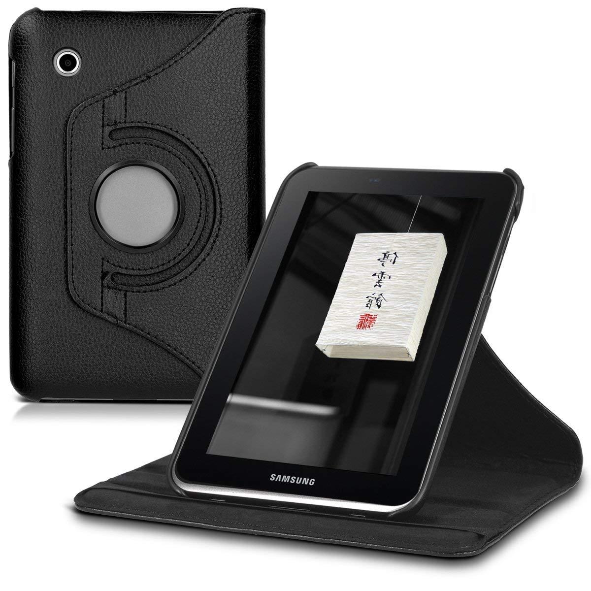 """Tab 2 7 GT P3100 P3110 P3108 Flip Funda de cuero PU cubierta de la caja para Samsung Galaxy Tab 2 7 """"inteligente magnético WiFi 3G caso"""