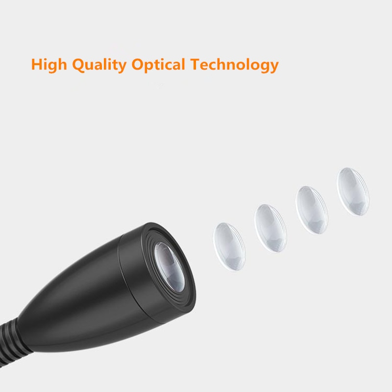 CE FDA Approval High Quality 5W LED Surgical Medical Examination Light Examination Lamp Focusable Light Spot enlarge