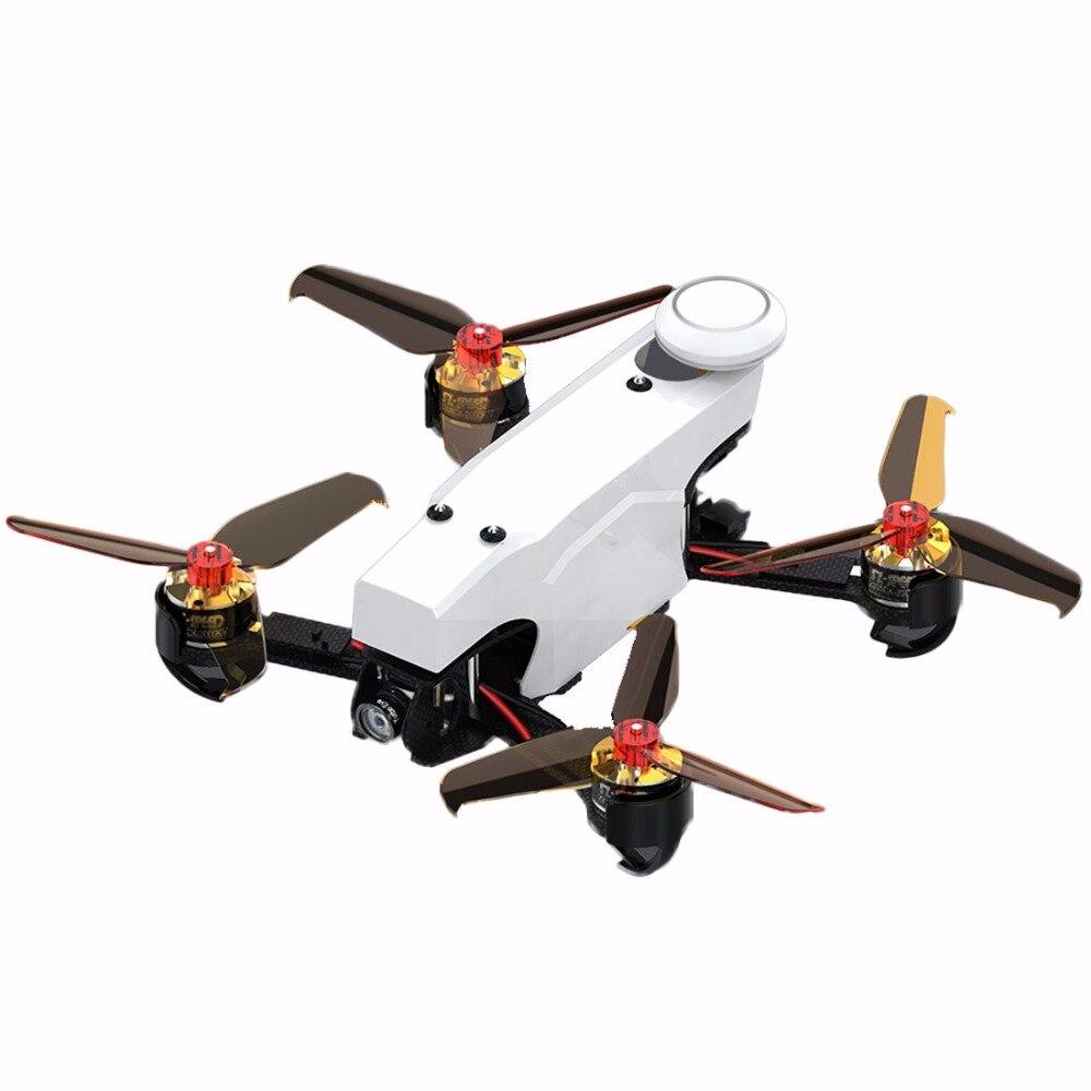 Radioenlace 210MM 5,8G FPV 1080/P/60FPS HD Cámara GPS OSD Mini PIX sin escobillas RC Racer Dron PNP 100 KM/H alta velocidad 10 vuelo