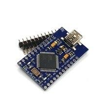 Мини USB ATmega32U4 Pro Micro 5V 16MHz плата модуль/Leonardo ATMega 32U4 контроллер Pro-Micro замена Pro Mini для Arduino