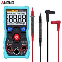 ANENG V01A Digital Multimeter True RMS Tester Autoranging  Multimeter NCV Data Hold Voltage Current Resistance Frequency Meter