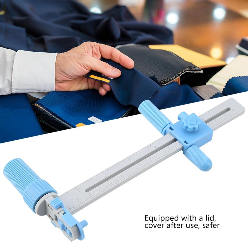 20-160mm compás cortador de resina para Patchwork rotativo cortador de papel DIY círculo herramientas de corte giratorio brújula cuchillo