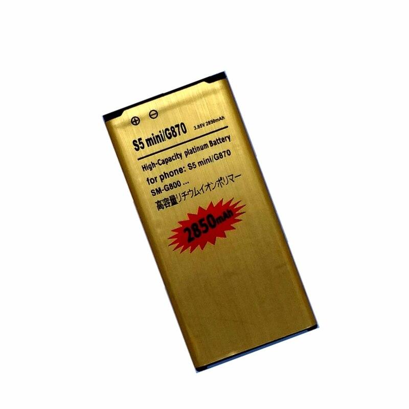 EB-BG800BBE внутренний аккумулятор для Samsung Galaxy S5 Mini S5MINI SV Mini G870 SM-G800 Аккумулятор Bateria EB-BG800CBE