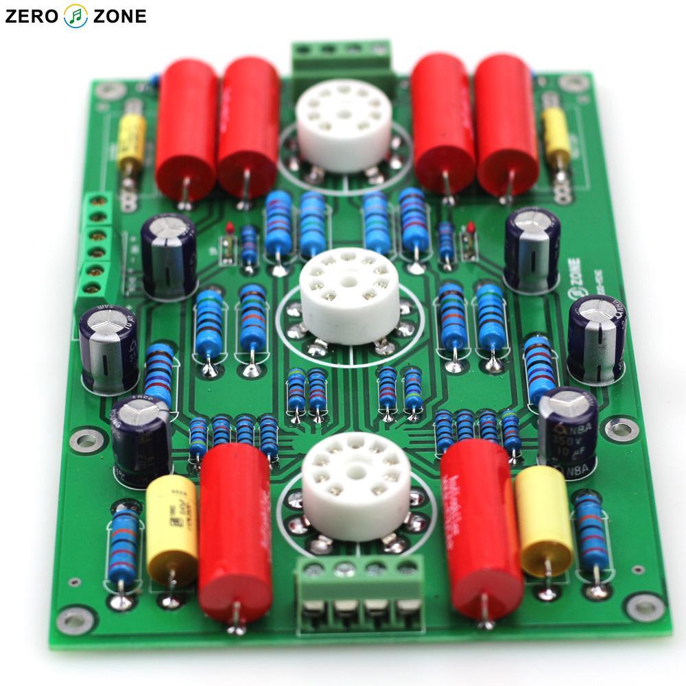 PRT04A tubo pre-etapa-tablero terminado-referencia circuito JP200
