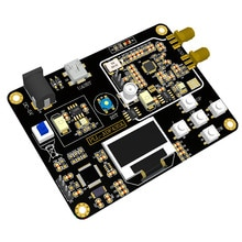 LEORY Signal Generator Modul 35 M-4,4 GHz RF Signal Quelle Frequenz Synthesizer ADF4351 Entwicklung Bord Schaltung