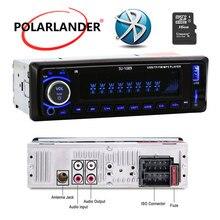 Autoradio Bluetooth MP3 In-dash 1Din   Lecteur BT/FM/USB/SD, 4