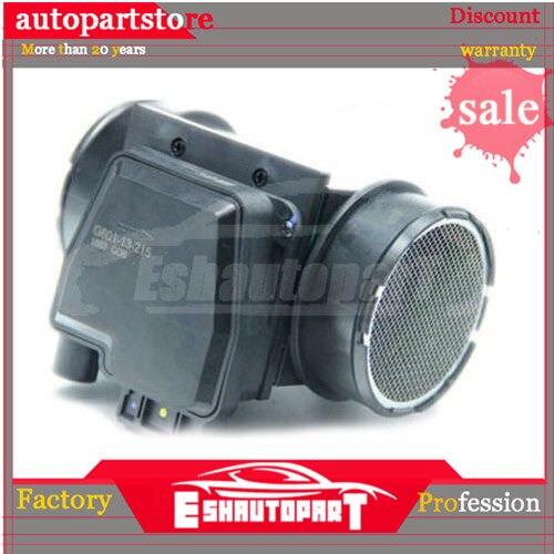 Masa medidor, sensor de flujo de aire B2200 B2600 MPV OEM G601-13-215A E5T50371 G60113215A Ma-zda