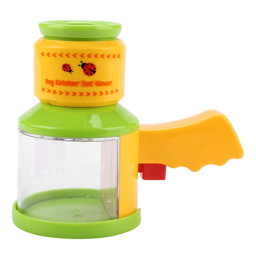 Juguete preescolar para niños, lupa para observar insectos al aire libre, Visor de insectos, lupa para niños, Visor de insectos, microscopio