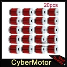 Масляный фильтр 20x Для Suzuki DF9.9 DF15 HP UC125 UC250 AN125 AN250 GS125 GN125 AN150