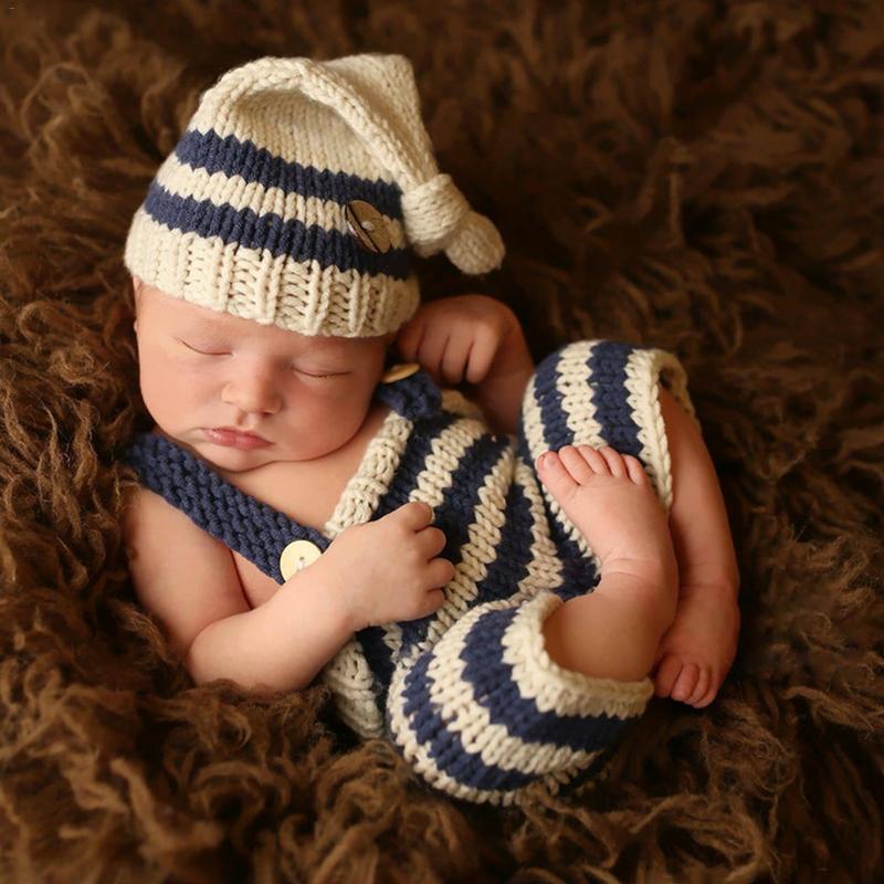 Реквизит для фотосъемки новорожденных мальчиков, Детская вязаная длинная шапка с хвостом, вязаная крючком теплая Звездная Кепка Сейлор Мун, реквизит для фотосъемки, детский альбом «сделай сам», подарок