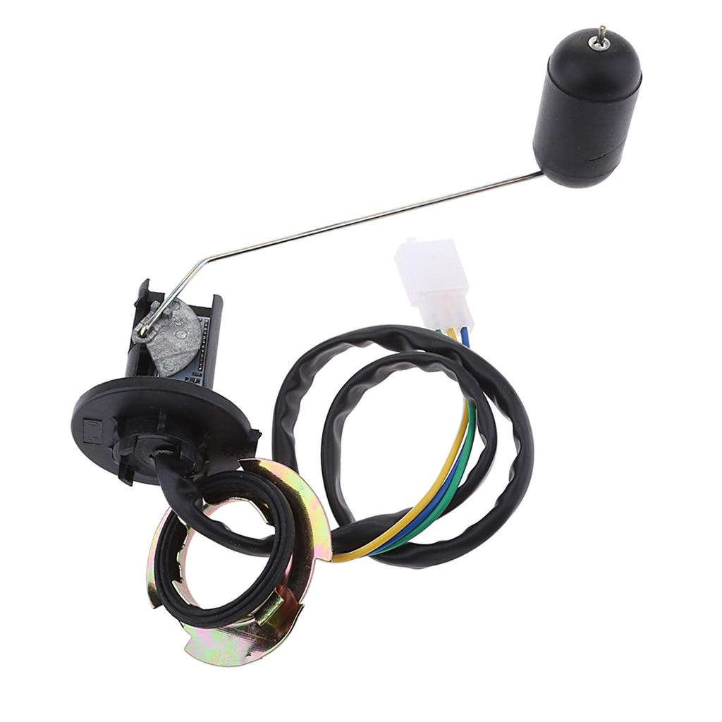 Kraftstoff Niveau Sensor GAUGE KRAFTSTOFF TANK SENDER FLOAT GY6 50CC 125CC 150CC Auto Ersatz Teile