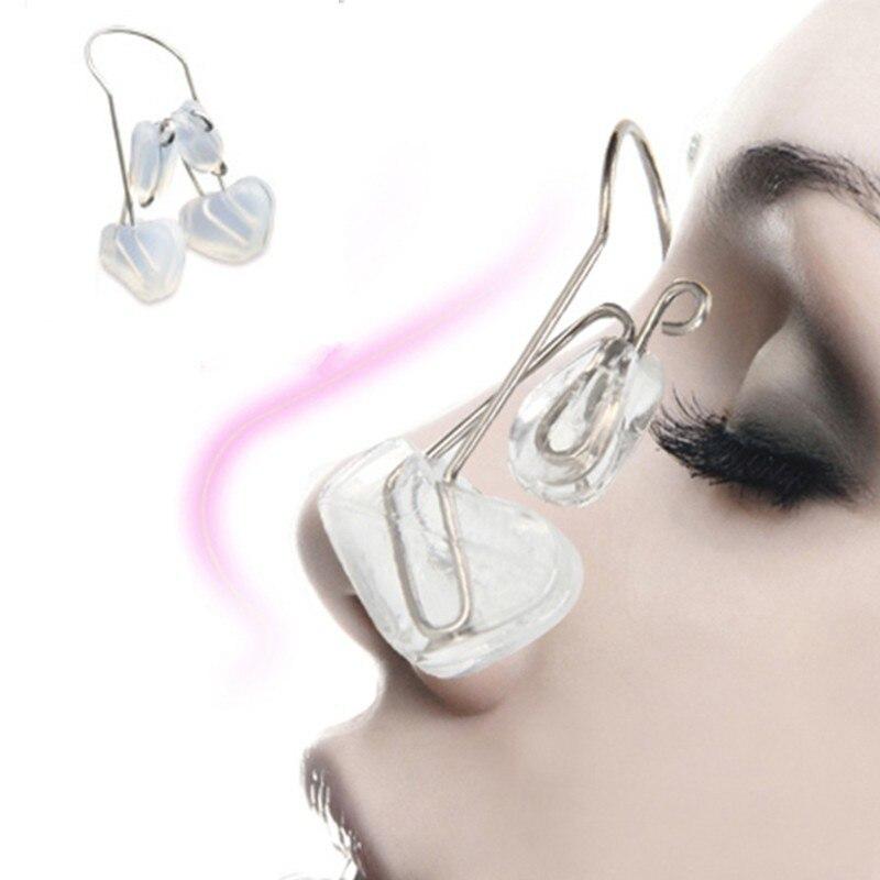 Nase Bis Lifting Shaping Shaper Orthesen Clip Schönheit Nase Abnehmen Massager Richt Clips Werkzeug Nase Up Clip Corrector
