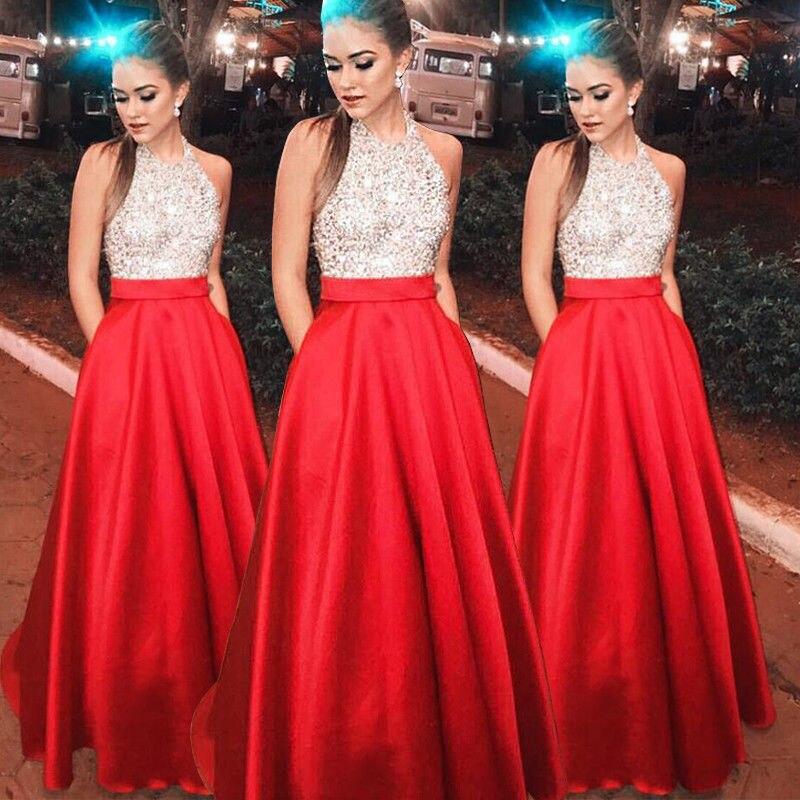 Fashion Sequin Patchwork Dress 2019 Evening Party Sleeveless O Neck Long Belt Slim Elegant Dress Women Maxi Vestidos Sukienki