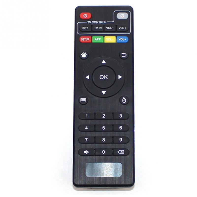 Новый универсальный Смарт ТВ-бокс с дистанционным управлением телеприставка пульт дистанционного управления для Android Смарт ТВ-приставка для MXQ Pro 4K X96 T95M T95N M8S