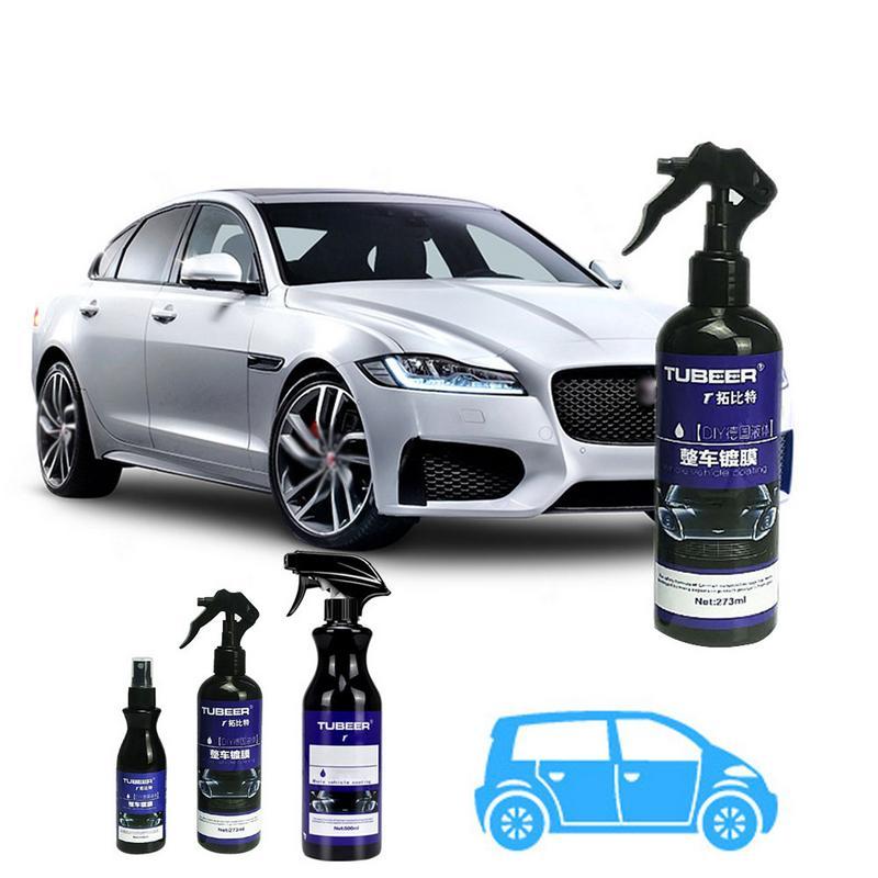 Profissional Automotivo Nano Melhorar A Dureza do Revestimento da Pintura Do Carro Pintado Polimento de Pulverização de Cera 120ML 274ML 500ML