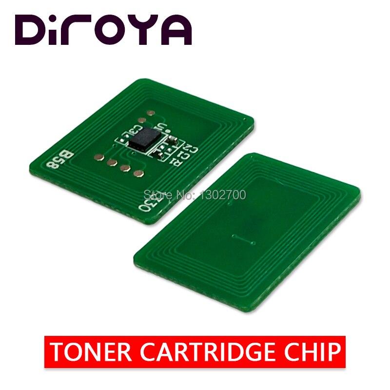 46507604, 46507603, 46507602, 46507601, cartucho de tóner chip para oki datos C712dn C712 C712n C 712 de 712n 712dn polvo restablecer NA 11,5 K