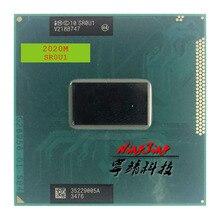 Intel Pentium 2020M 2020M SR0U1 SR0VN SR184 2.4 GHz Dual-Core Dual-Thread CPU Processor 2M 35W Socket G2 / rPGA988B