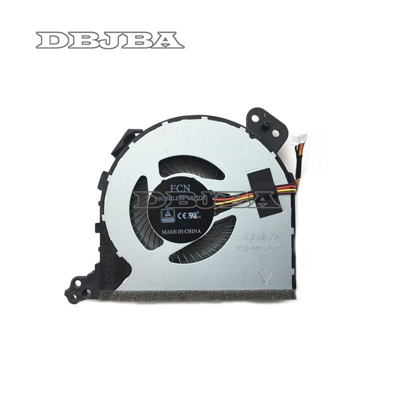 Nuevo ventilador para Lenovo Yi 5000-15 320-15ABR 320-15AST 320-15IAP IdeaPad 320-15isk 320-15IKB 320-17IKB 320-17ISK ventilador de refrigeración de la Cpu