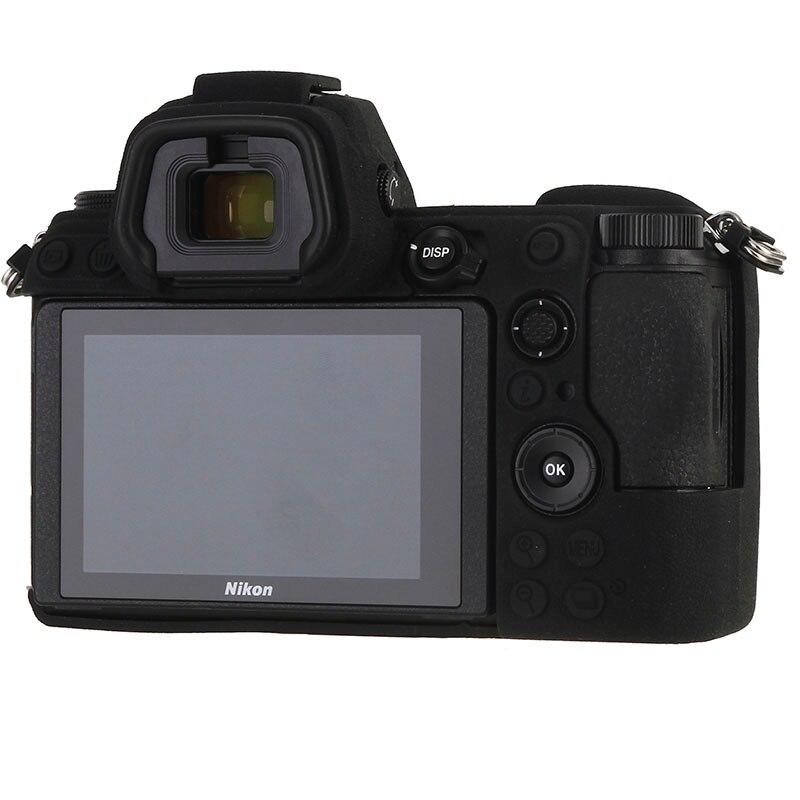 Cámara ligera bolsa caso cubierta protectora para Mirrorless cámara Nikon Z7/Z6