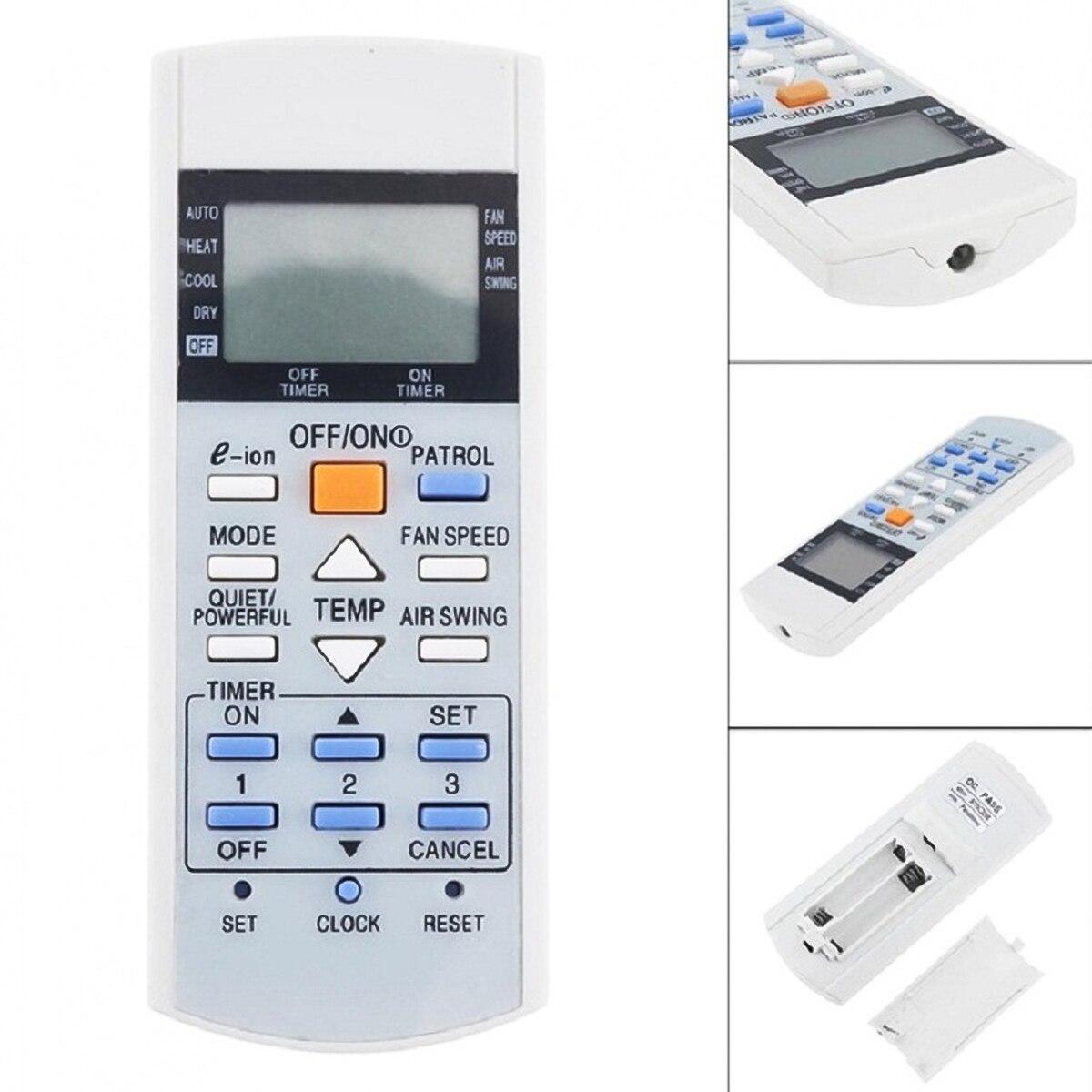 Универсальный пульт дистанционного управления для кондиционера Panasonic A75C3298 A75C2817 A75C3182 A75C2835 A75C3184