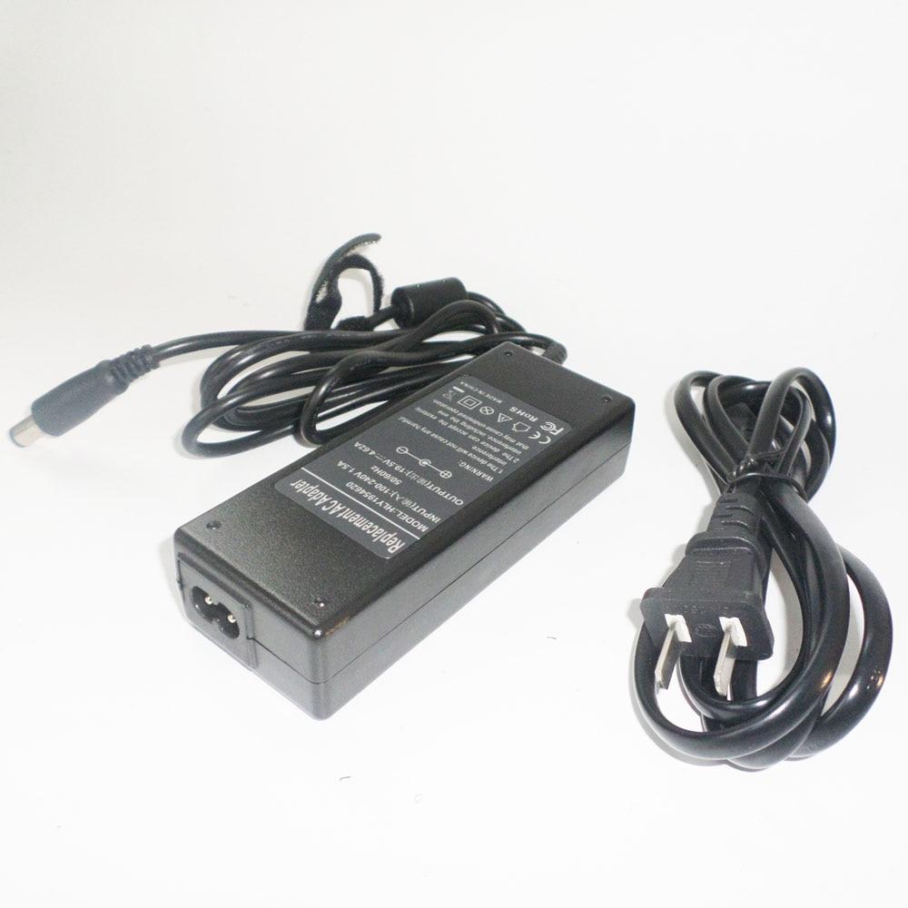 Cargador de batería de ordenador portátil 90W AC Adapter para DELL Studio 14z (1440), 1457,1458, 15 (1535), 15 (1537), 1536,1555 HA65NS5-00, DA65NM111-00