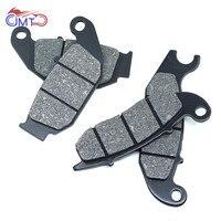 For Honda CRF250L 2012-2018 CRF250M 2012-2017 CRF250 L/M Front Rear Brake Disc Pads Set Kit