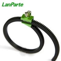 LanParte Follow Focus 0.8 Gear Ring Belt lens focus ring V2 with Adjustable Knob