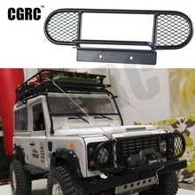 Classic Camel Cup Metal Front Anti-collision Bumper For  1/10 RC Crawler Car RC4WD D90 D110  Defender