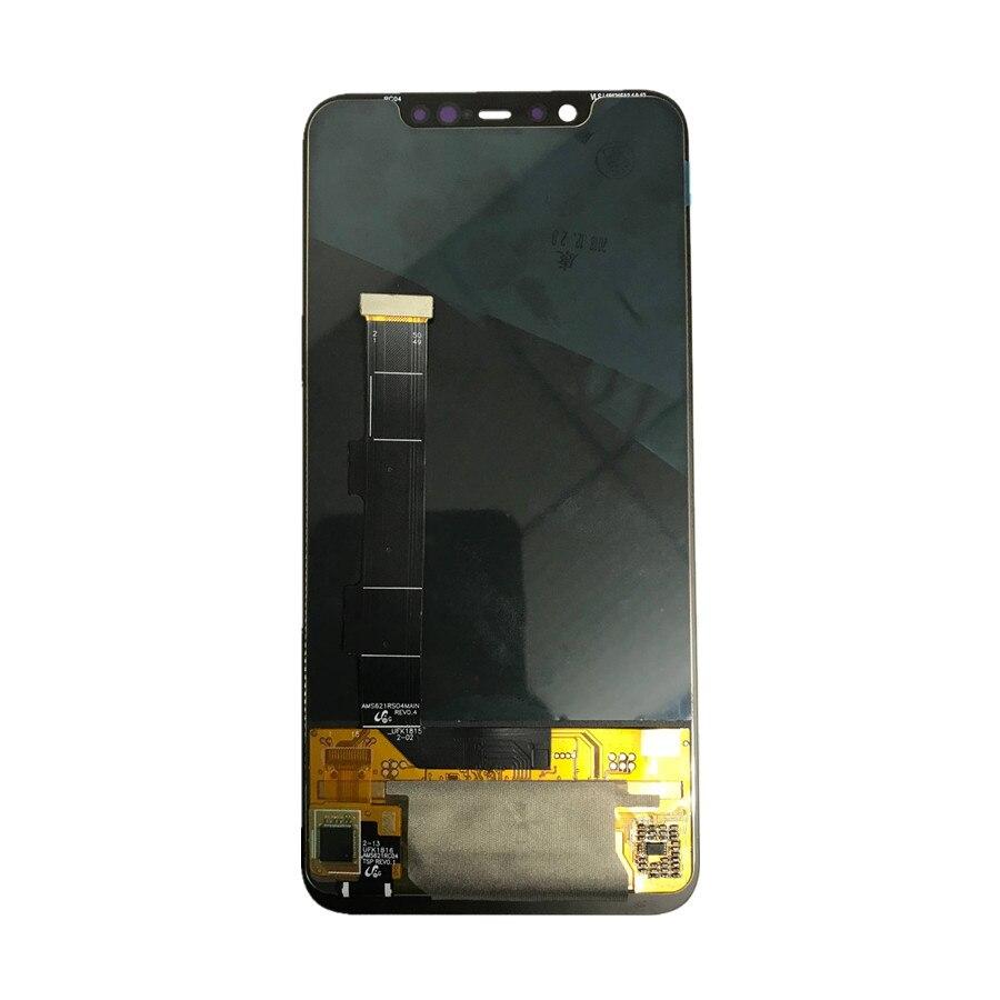 Pour Xiao mi mi 8 mi 8 LCD écran tactile numériseur assemblée outils gratuits remplacement