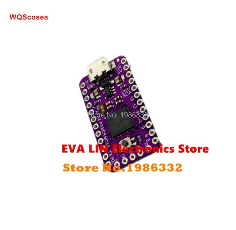 WS16 SAMD21 ATSAMD21G18 48 МГц мини-макетная плата ARM Cortex M0 32-битный M0 базовый микро-контроллер Proto для Arduino