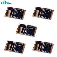 5pcslot diymall nrf24l01 msd 2 4ghz wireless transceiver module board for arduino