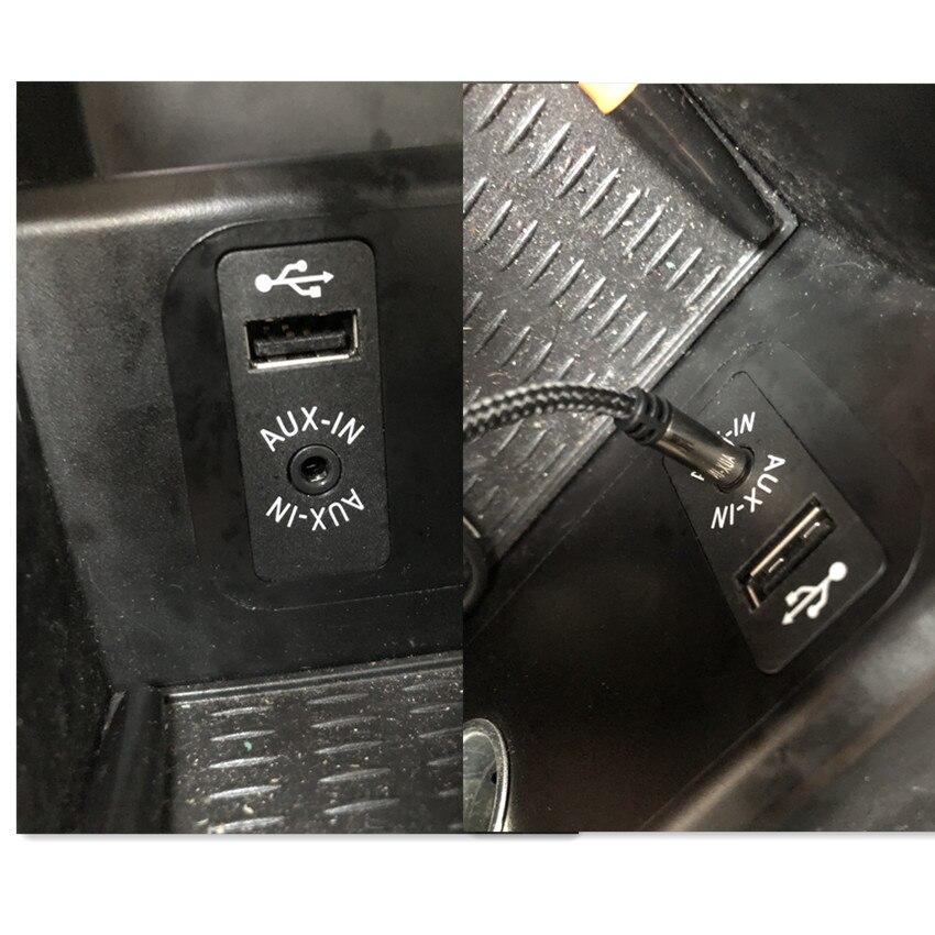 2019 nuevo coche Aux Cable de Audio para asiento ibiza 6l fiat 500 audi a6 c5 opel mokka dacia opel insignia botas moto opel corsa
