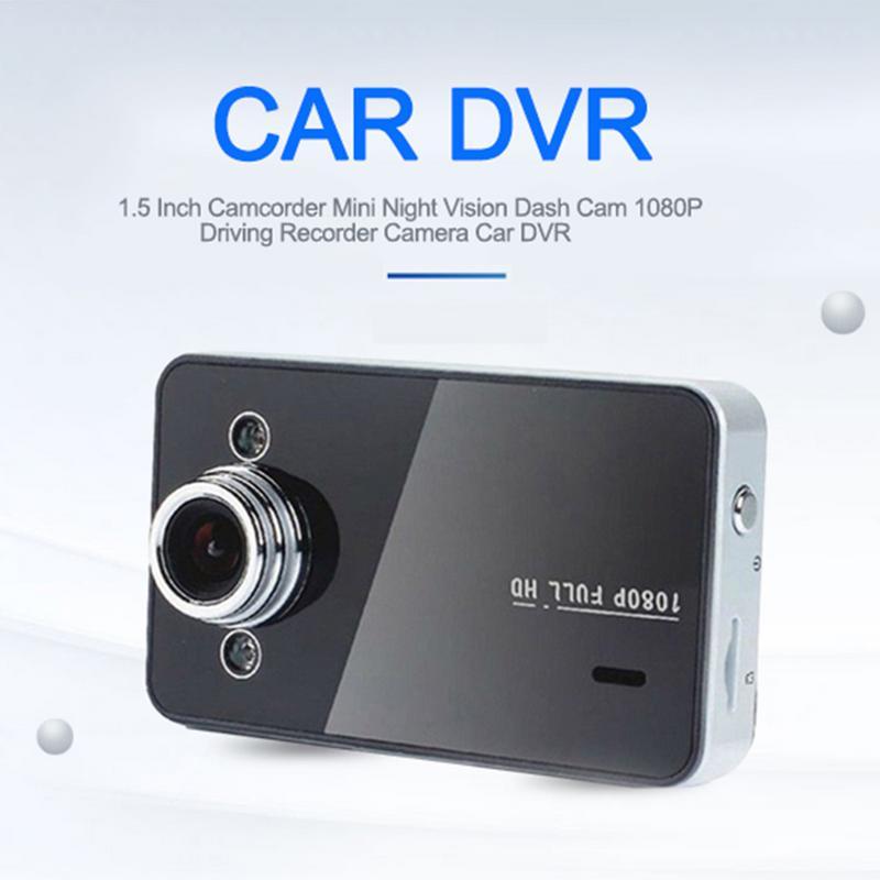 2.4 Polegada Original Visão Noturna Traço Cam 1080 P Gravador de Condução de Câmera HD Tela LCD Gravador de Vídeo Registrator Carro DVR câmera