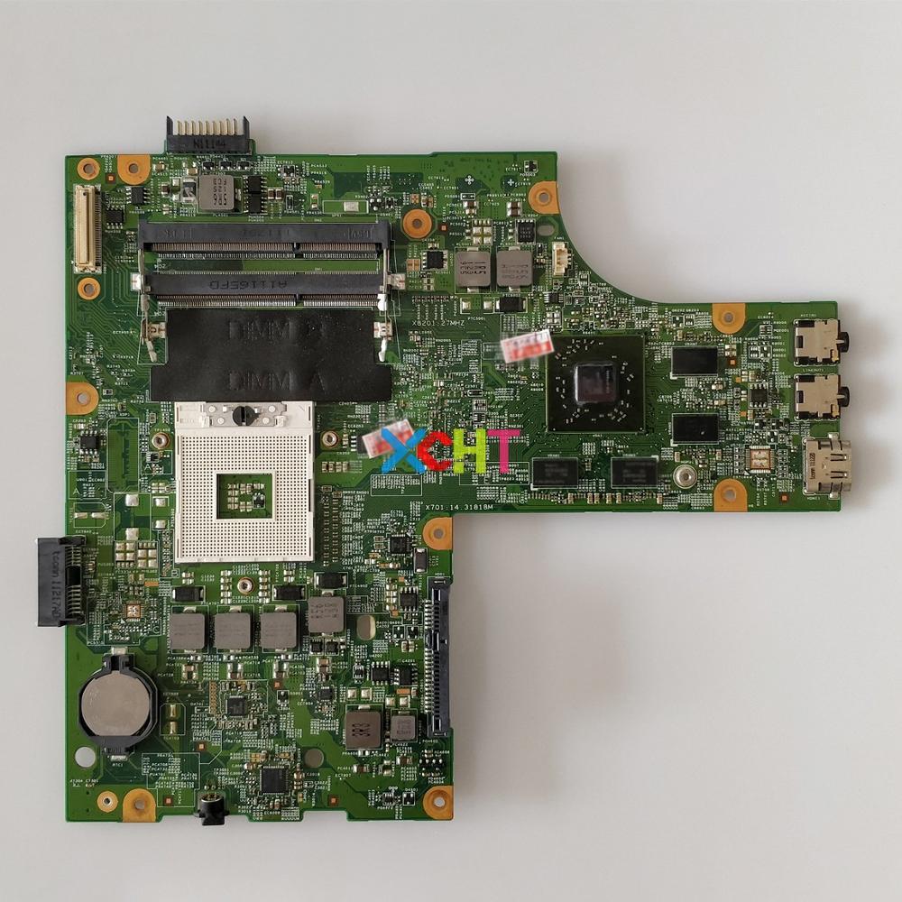 CN-052F31 052F31 52F31 48.4HH01.011 HM57 w HD5650/1 GB GPU para Dell Inspiron series 15R N5010 PC portátil placa base placa base