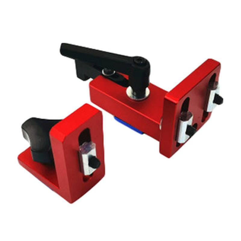 35/45 T-Slot Miter Track Stop Sliding Miter Gauge Fence коннектор Rail фиксатор желоба локатор для фрезерования дерева