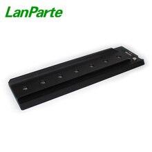 "Lanparte 19mm 표준 dovetail 플레이트 300mm 12 ""(카메라 용 3/8""-16 나사 구멍 포함)"