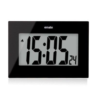 Reloj despertador electrónico para el hogar, una sala de estar mostrará relojes y exhibidores, relojes electrónicos originales, regalo