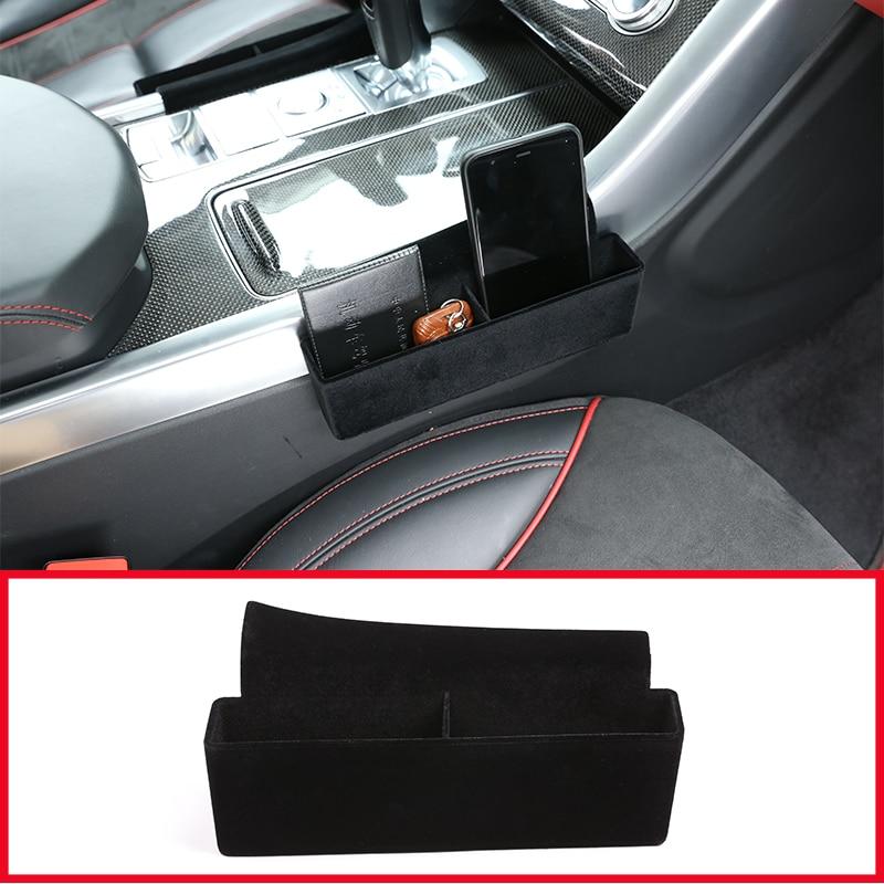 1 sztuk akcesoria samochodowe ABS dla Land Rang Rover Sport kontrola centralna wiszący schowek