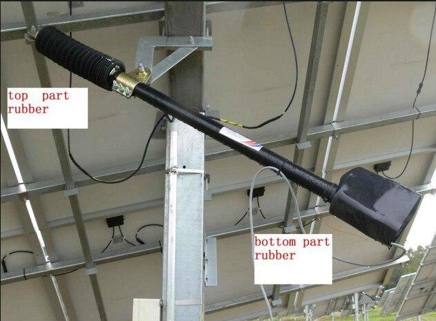 36В/24В/12В DC солнечный привод для спутниковой антенны с бесплатной доставкой